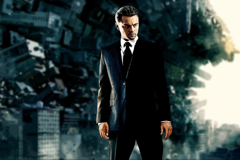 Inception - Leonardo DiCaprio Concept Art 1920x1080 wallpaper