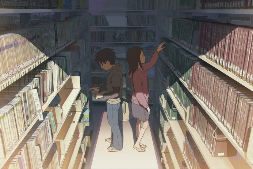 Artist: SafetySuit / Song: What if Clips: 5 centimeters per second (Anime  film). Akari x Takagi. What if.