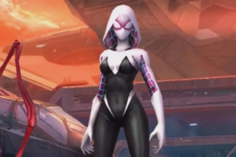 Marvel: Future Fight (iOS/Android) SPIDER GWEN REVIEW