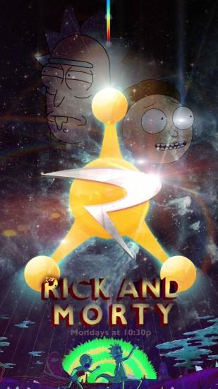 beautiful rick and morty background 1080x1920 for android 40