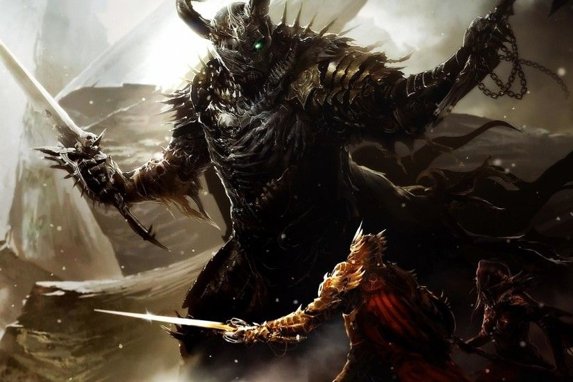 Epic Monster Fight #Epic #Fight #Games #gaming #Monster #wallpaper #