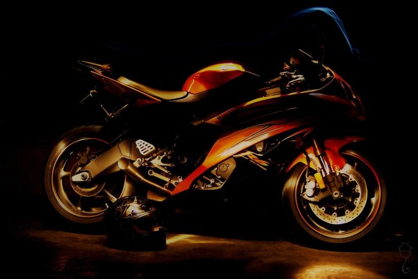Free Motorbike Wallpaper 5116 Full HD Wallpaper Desktop - Res .