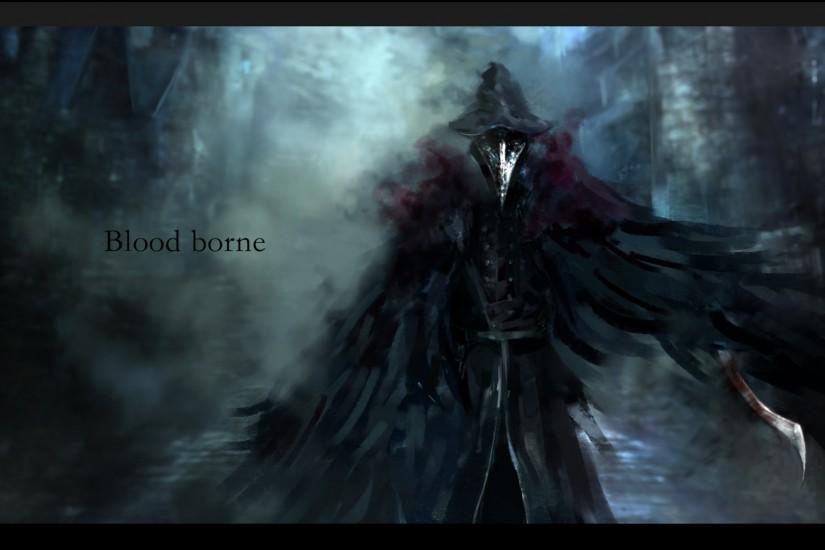bloodborne wallpaper 1920x1080 screen