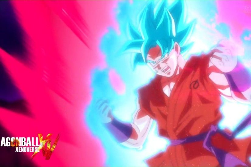 YouTube Dragon Ball Xenoverse (PC): Super Saiyan Blue Kaioken Goku (DBS .