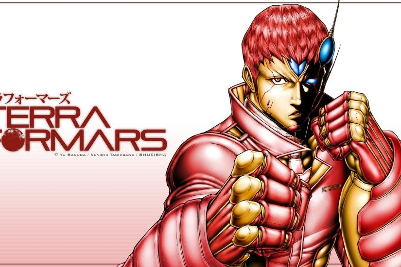terra formars wallpaper hd backgrounds images, 662 kB - Hansford Murphy