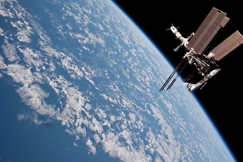 International Space Station, Space Shuttle, Endeavour, Space, NASA  Wallpapers HD / Desktop and Mobile Backgrounds