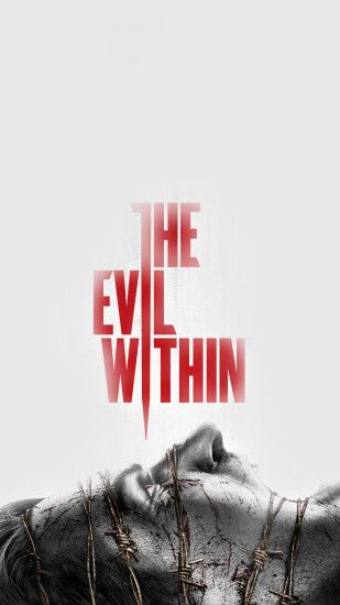 The Evil Within Poster Horror Movie Android Wallpaper ...