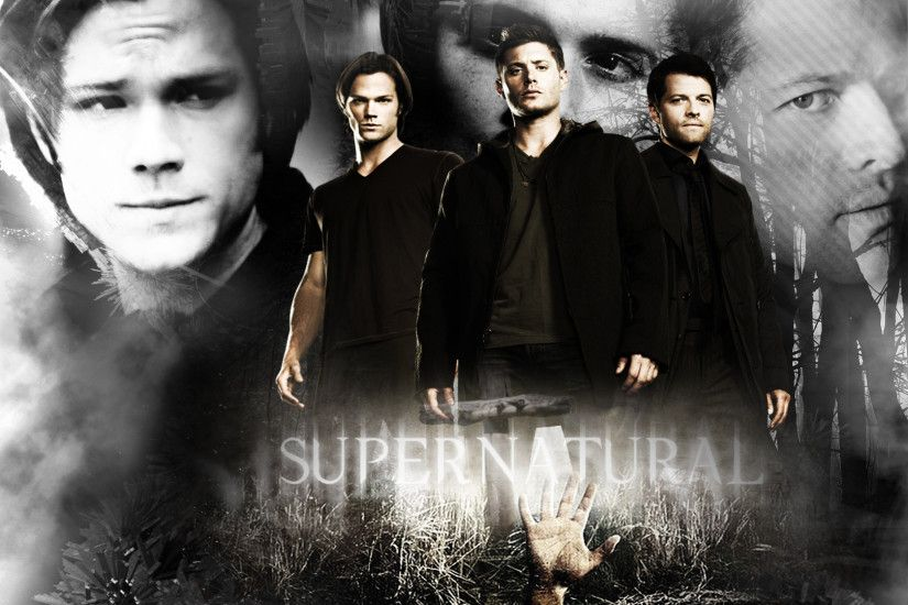 Supernatural Desktop Wallpapers