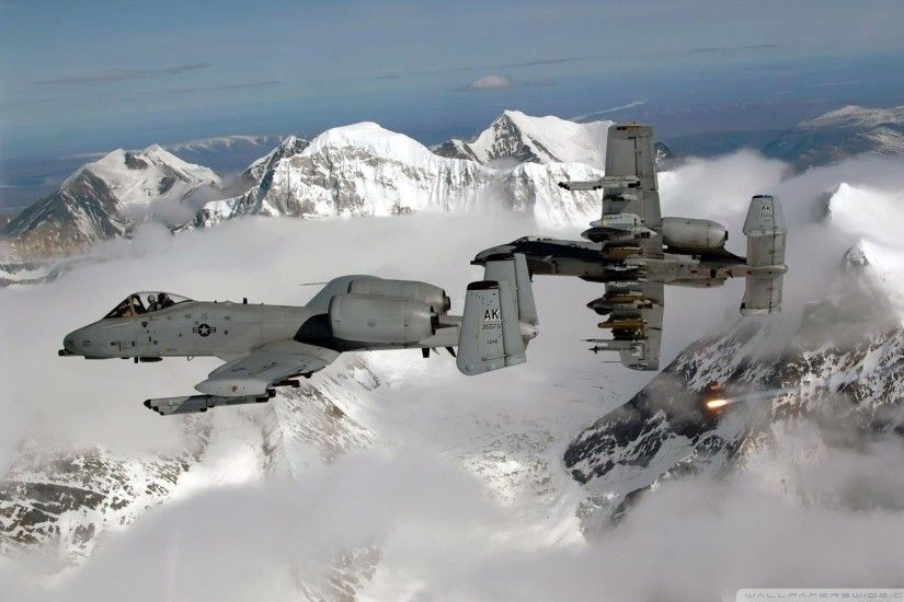 A10 Warthog Wallpaper 1920x1080 - Viewing Gallery