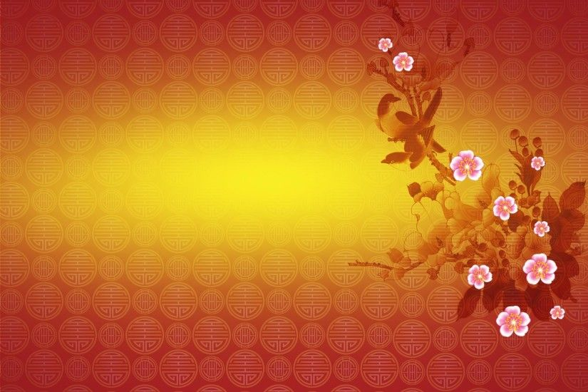 Chinese New Year 2013 Background Design