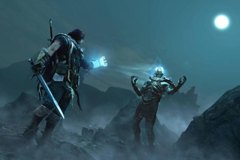 HD Shadow of Mordor Wallpaper