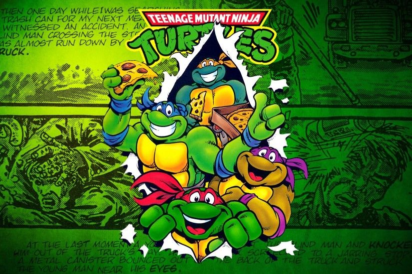Ninja Turtles Wallpapers and Background