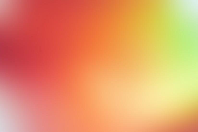 3840x2160 Wallpaper yellow, red, spots, background, abstract