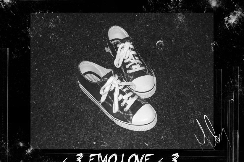 Emo love wallpaper from EMO wallpapers
