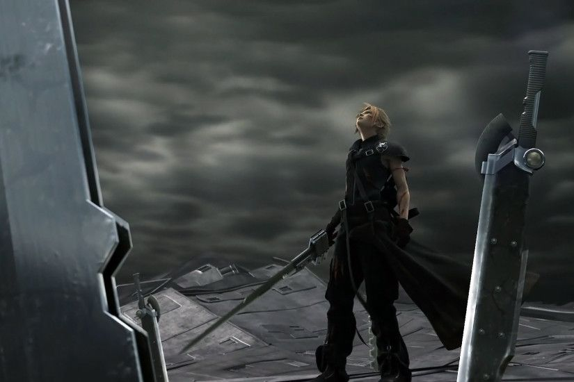 Final Fantasy 7 Advent Children wallpaper