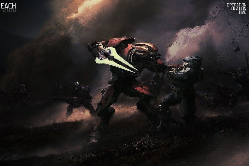 Halo Reach Backgrounds Hd Sick Awesome Halo Reach Wallpaper New .