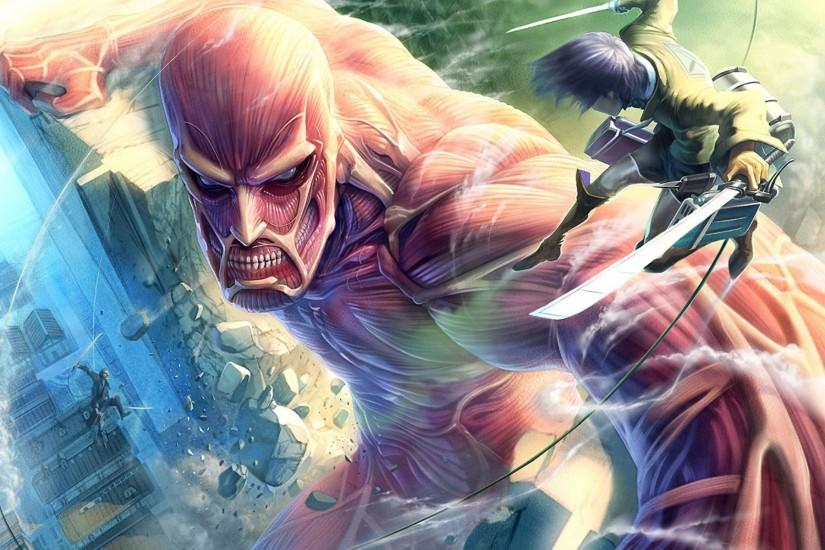 ... Attack On Titan Wallpaper Hd For Background ...