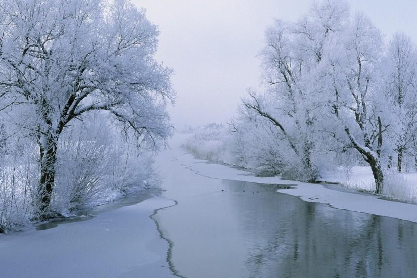 Landscape Winter Wallpaper ...