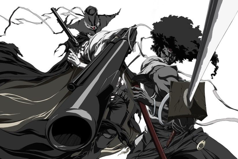 Afro Samurai · HD Wallpaper | Background ID:197550