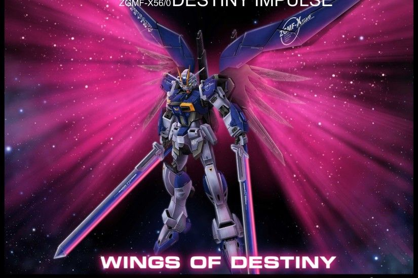 Destiny Impulse Gundam by Alphaleo14