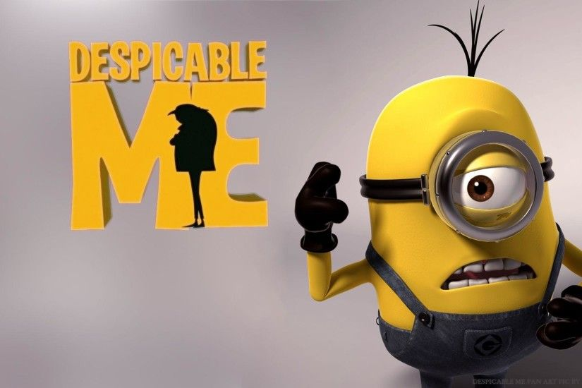 Despicable Me Background 9 1024 768