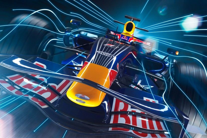 Tags: F1 Car, Red Bull Racing ...