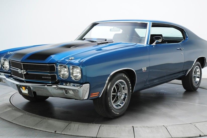 1970 Chevrolet Chevelle SS Wallpapers