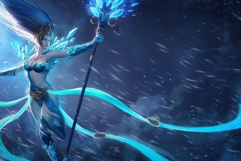 Janna - League of Legends wallpaper - 789181