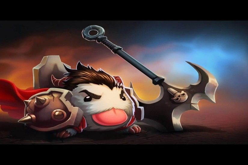 League of Legends Top 15 HD Wallpapers Poro Champions With Download Links