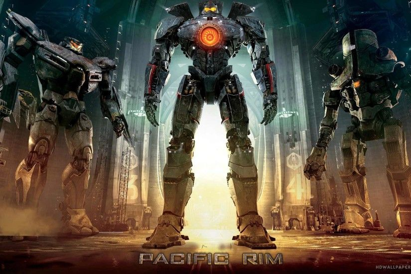 Pacific Rim Monsters – PACIFIC RIM Free Movie Desktop Wallpapers