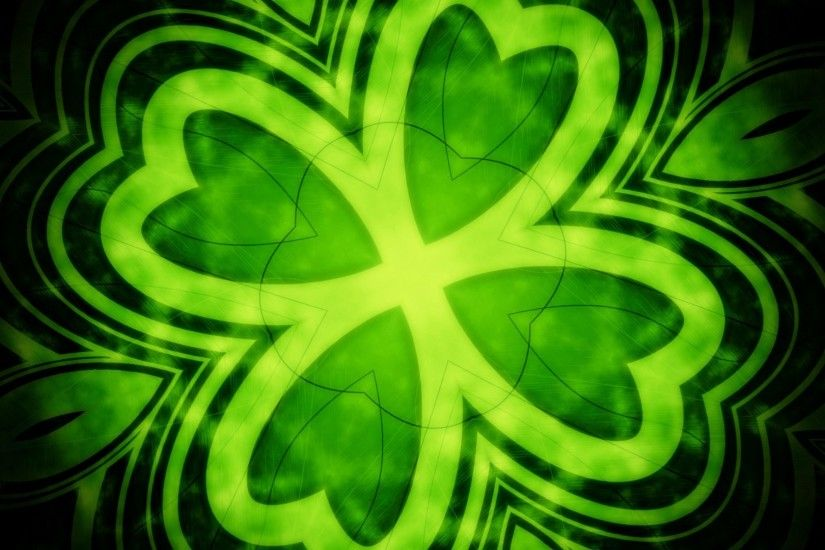 "This collection of wallpapers is centered around the common theme of ""St.  Patrick's Day""."