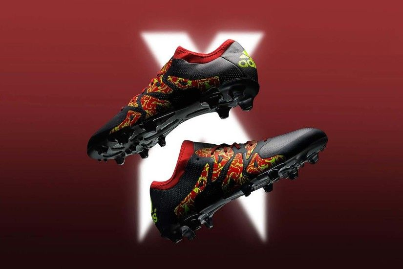 Adidas X 2015-2016 Football Boots Glorious Print Wallpapers free .