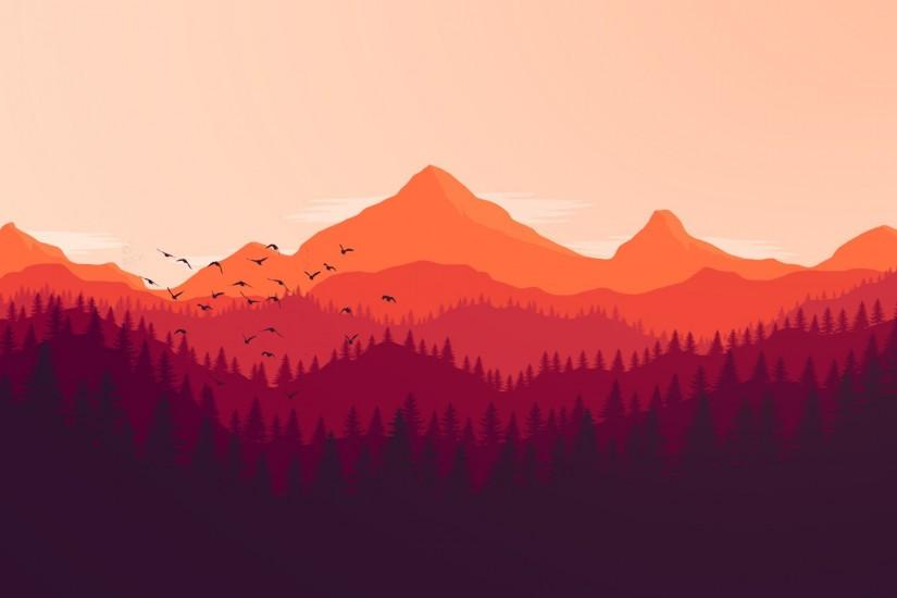 popular firewatch wallpaper 1920x1080 photos