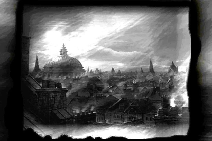 Sinister Dark Ambient Background Music - Ghosts of the old City - YouTube