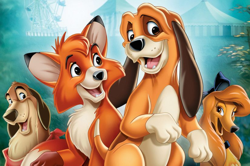 2 The Fox and the Hound 2 HD Wallpapers | Backgrounds - Wallpaper Abyss