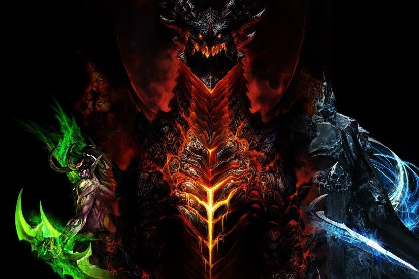 Wallpaper World of warcraft, Dragon, Characters, Faces HD, Picture, Image