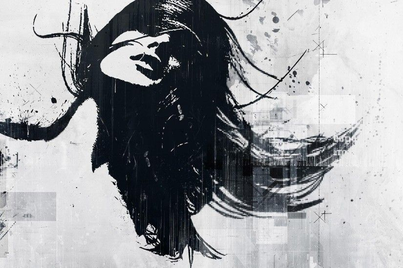 Female Abstract Wallpapers Picture