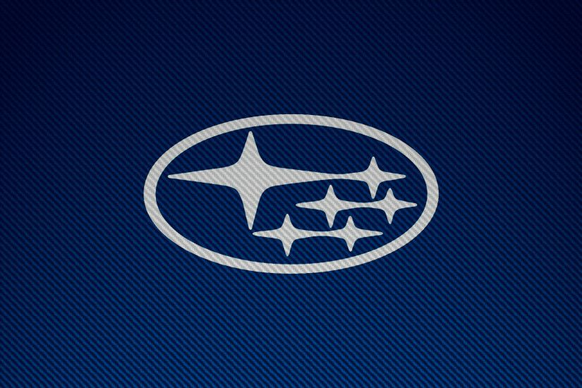 Subaru Logo Wallpaper High Definition