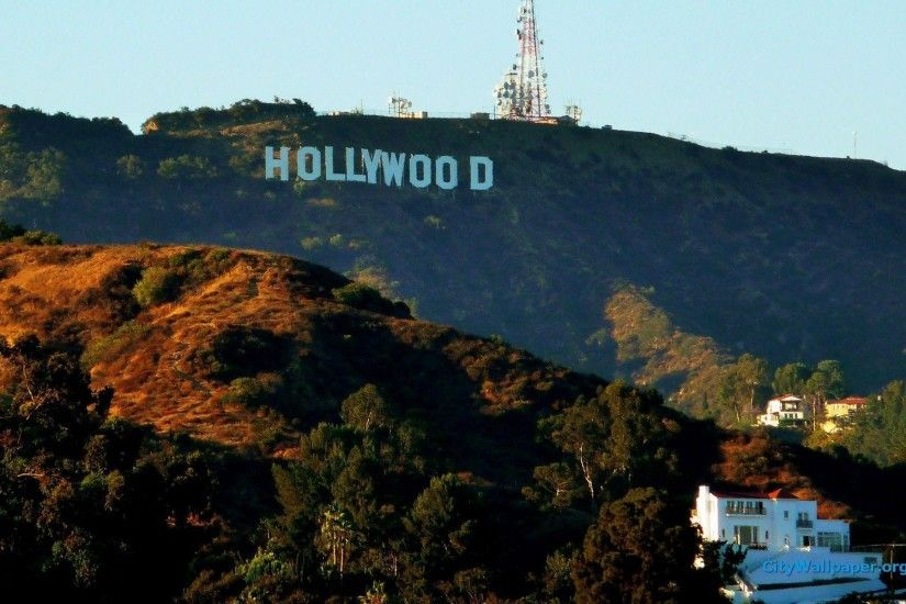 Hollywood Sign Wallpaper