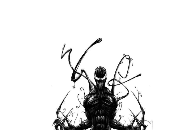 spiderman comic wallpaper venom
