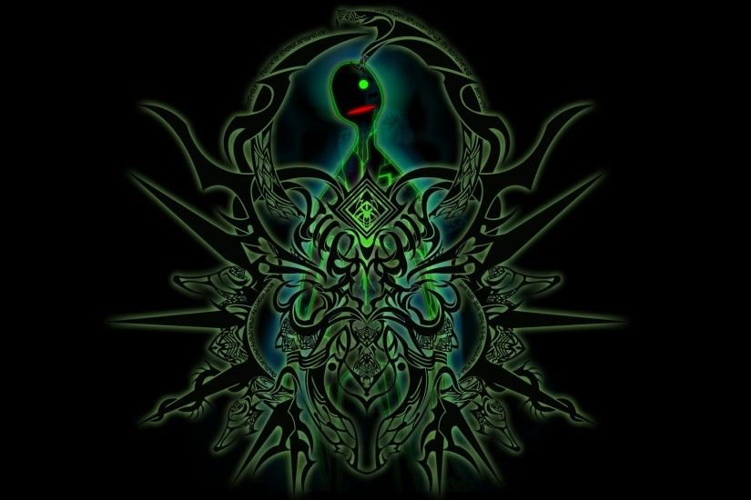 Biohazard skull green image information. Green Biohazard Symbol Wallpaper  ...