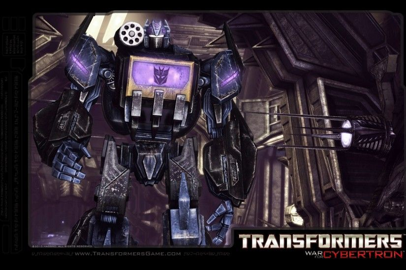 Transformers War For Cybertron Soundwave 239507