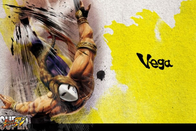 Vega - Street Fighter IV