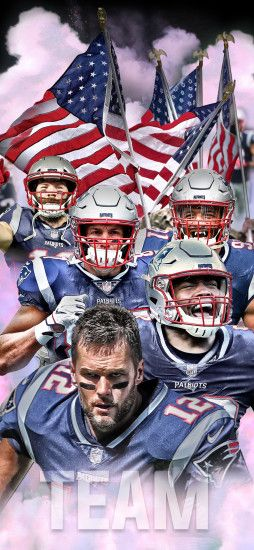 Wallpaper Patriots