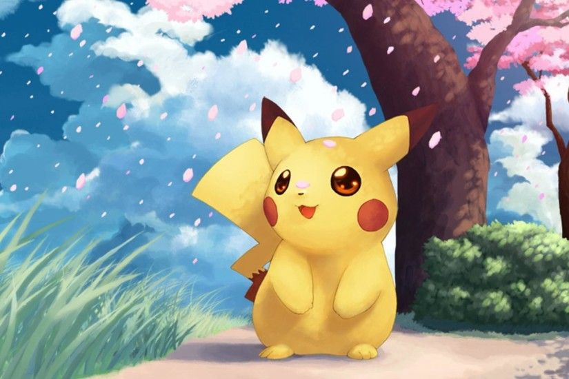 Wallpapers For > Pikachu Wallpapers Hd