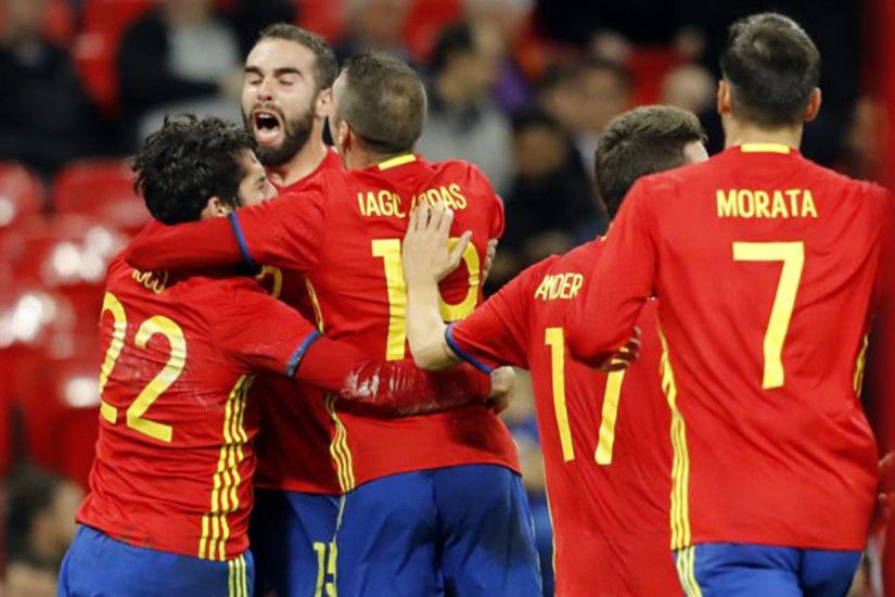 England vs Spain match report: Isco's last-minute goal spoils Gareth  Southgate's perfect audition | The Independent