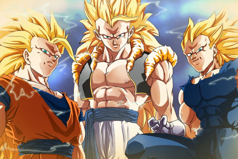 Wallpapers Dragon Ball Z 1920x1080