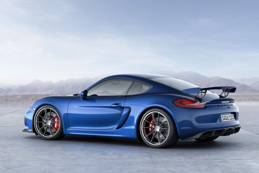 wallpaper images porsche cayman gt4 (Felman Holiday 1920x1080)