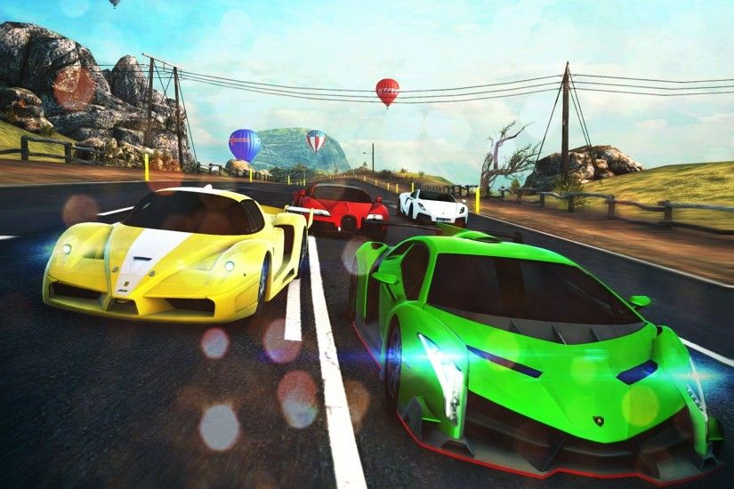 Asphalt 8: Airborne - HD (1080p) Gameplay Trailer [Android]