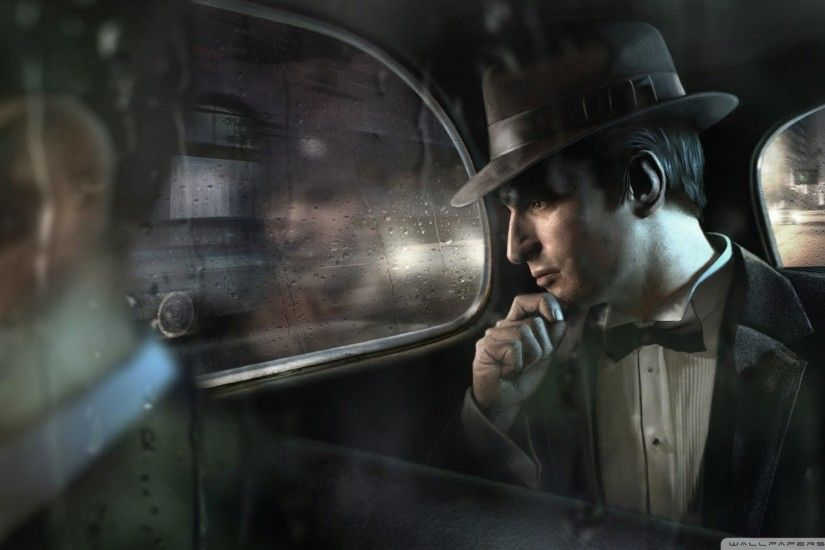 Video Game - Mafia II Wallpaper